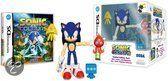 Sonic Colours + Figurine