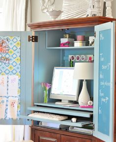 Fabulous Furniture Makeovers, makeover #5 @ www.topinspired.com