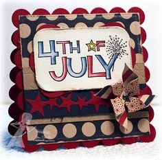4th of July by deconstructing jen, via Flickr