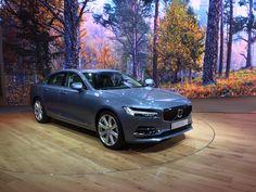 2017 Volvo S90 Volvo Models, Volvo S90, Volvo Cars, Cars Motorcycles, Luxury Cars, Nissan, Automobile, Places To Visit, Design