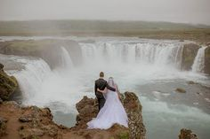 Gorgeous Iceland elopement @myweddingdotcom