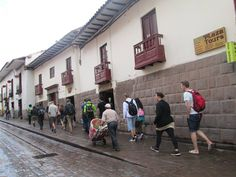 FIRST TOUR:  FREE WALKING TOUR CUSCO CITY CENTRE                                        MON THOUGH SAT We cover the city center of cusco.   Meeting at Regocijo Square at 10:30...