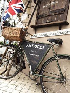HERCULES 自転車♪♪ の画像|a*lulu Barn Diary