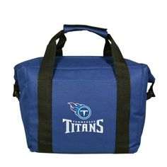 Tennessee Titans 12 Pack Lunch Cooler - Light Blue