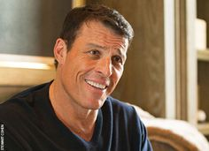 17 Powerful Tony Robbins Quotes to Become Who You Were Meant to Be | Find the inspiration to achieve your biggest goals.