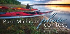 """Submit a photo of your favorite """"Michigan Moment"""" before November 9 to enter the Pure Michigan Photo Contest. The winning picture will be in the 2013 spring/summer Michigan Travel Guide!"""