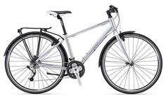 Ross Cycles - City Escape 2 Women's- Silver, £449.00 (http://www.rosscycles.com/city-escape-2-womens-silver/)