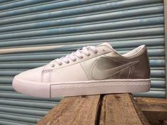 a34f8927c2712f NIKE BLAZER LOW SP PEDRO LOURENCO WHITE CHROME 718798 100