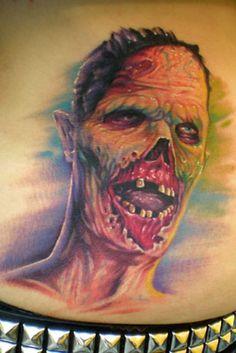 Caliban's Revenge: Zombie Ink