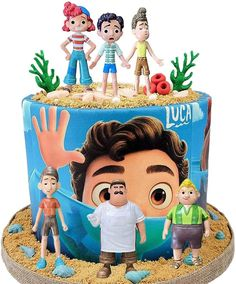 Kids Birthday Gifts, 5th Birthday, Birthday Party Themes, Birthday Ideas, Birthday Supplies, Party Supplies, Classic Disney Movies, Snowman Cake, Movie Themes