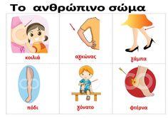 dreamskindergarten Το νηπιαγωγείο που ονειρεύομαι !: Πίνακες αναφοράς για το ανθρώπινο σώμα English Class, Craft Activities, Special Education, Human Body, Preschool, Family Guy, Blog, Tooth Fairy, Body Parts