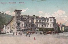 Brasov Romania, Postcards, The Past, Louvre, Travel, Viajes, Destinations, Traveling, Trips