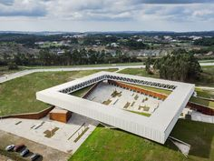 Gallery of Technological Park in Obidos / Jorge Mealha - 8