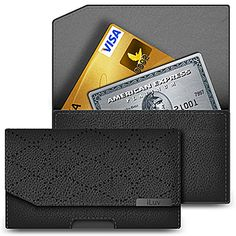 iLuv Artisan Clutch Carrying Case for iPhone 5 - Black