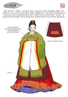 Traditional Hairstyle, Korean Traditional Dress, Traditional Fashion, Traditional Dresses, Dynasty Clothing, Historical Hairstyles, Korea Dress, Anime Maid, Culture Clothing