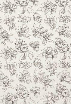 Schumacher Blossom Fabric