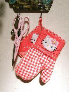 Hello Kitty Kitchen Stuff