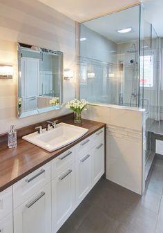 Next Bathroom, Small Bathroom, Dream Bathrooms, First Home, Double Vanity, Future House, Sweet Home, House Design, Interior Design