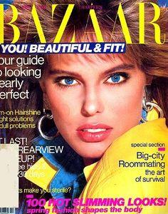 Renee Simonsen Bazaar February 1986