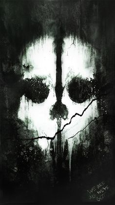Cod ghosts iphone wallpaper