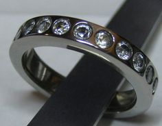 Whoa... the ring glows when your fiance is nearby