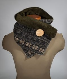 Forest Flakes Neck Warmer