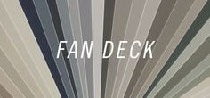 Jeff Lewis new paint color spectrum for Dunn Edwards - very architectural