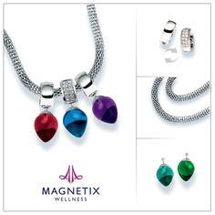 Bijoux à aimants www.mya.magnetix-wellness.com