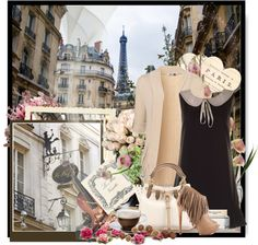 """""""Love Paris"""" by andra-pop ❤ liked on Polyvore"""