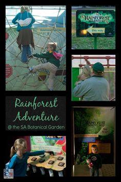 The NEW Rainforest Adventure Exhibit at the San Antonio Botanical Garden   Lone Star Signers