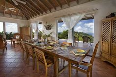 Ristaba Villa - St. John, US Virgin Islands - Vacation Villa Rental #vacationvistas Click for details...