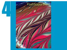 Please vote for me! Fruitsopia Swirl Entry #4 http://saponifier.com/enter-design-mania-contest-2014/ Thanks so much!!!