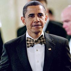Tomorrow is bow tie Thursday. Today, President Obama did something amazing.