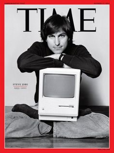 Here's How Time's Photographer Shot The Iconic Steve Jobs Image On This Week's Cover - Business Insider