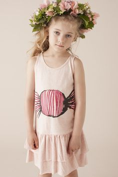 The collection by Soft Gallery is spun around childhood memories beautifully made into strong prints and beautiful hand embroideries. Cute Fashion, Girl Fashion, Nostalgia, Inspiration For Kids, Cute Kids, Fashion Brand, Beautiful Outfits, Cool Girl, Girl Outfits