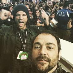 Happy Birfday Moose! Truly one of my favorite people on this planet. #spnfamily