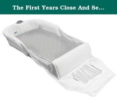 The First Years Close And Secure Sleeper by The First Years. The First Years Close and Secure Sleeper is a smart choice for parents who value comfort and convenience. This item gives your baby a soft little nest of their own in which to rest. The First Years sleeper is conveniently portable, making it ideal for use while traveling with your little one. It is made with a unique design that circulates air around your child's body, keeping him or her from getting too hot while resting. This...