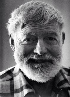 Ernest Hemingway by John Bryson.