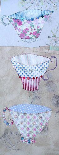 Three Cups by priscillajones, via Flickr