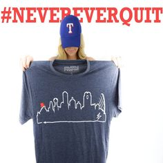 Today is for closers...#NeverEverQuit #OutlineTheSky #Dallas #Texas #Rangers #MLB @rangers @MLB