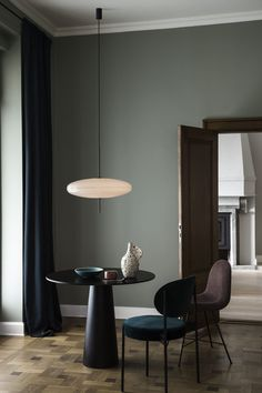 CONTEMPORARY INTERIOR | dark colors and modern lines furniture | bocadolobo.com/ #contemporarydesign #contemporarydecor