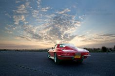 Corvette fashion