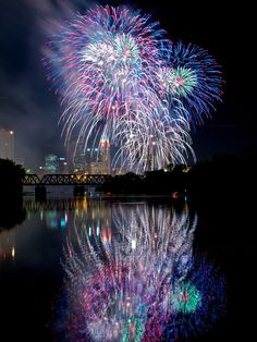 Red, White and Boom, Columbus, OH by Will Brenner, via 500px