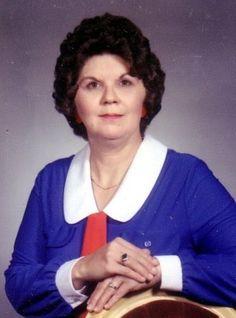 """""""Aunt Racheal Isbell"""" ~Kathy"""