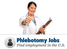 Phlebotomy Jobs in the United States [ZIP search].Constantly Updated!