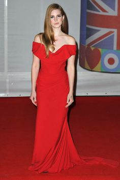 Lana del Rey best red carpet looks