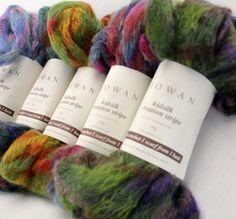 Rowan Kidsilk Creation Ruffle Yarn Stripe