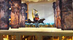Faszination der Bühne - die Ausstellung barocker Bühnentechnik in Berlin 2