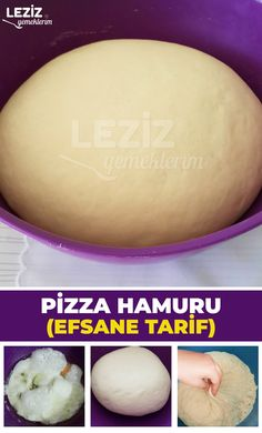 Turkish Recipes, Food Preparation, Pizza, Food And Drink, Bread, Healthy Recipes, Cooking, Breakfast, Allah