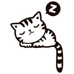 Vinilos Decorativos: Gatito
